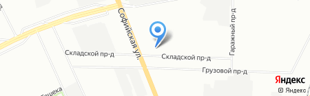 ВИКОН на карте Санкт-Петербурга