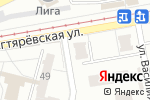 Схема проезда до компании Kamillion в
