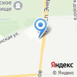 FORSAGE на карте Санкт-Петербурга