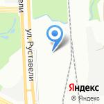 Кафе №1 на карте Санкт-Петербурга