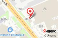 Схема проезда до компании Кристалл в Санкт-Петербурге