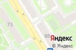 Схема проезда до компании ЮРВИЗИТ в Санкт-Петербурге