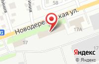 Схема проезда до компании ПУШКИНСКИЙ МАШИНОСТРОИТЕЛЬНЫЙ ЗАВОД в Пушкине