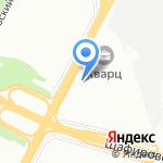 АСП-Автострахование на карте Санкт-Петербурга