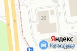 Схема проезда до компании Классика в Санкт-Петербурге
