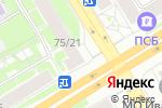 Схема проезда до компании Магазин одежды и нижнего белья в Санкт-Петербурге