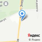Линкер на карте Санкт-Петербурга