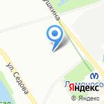 РостПетроЭлектроРемонт на карте Санкт-Петербурга
