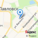 Лайтхаус на карте Санкт-Петербурга