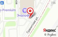 Схема проезда до компании ГАЗ в Дзержинском