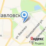 АдельВет на карте Санкт-Петербурга