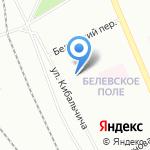 Ленинградская межобластная ветеринарная лаборатория на карте Санкт-Петербурга