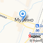 Кухни маркет на карте Санкт-Петербурга