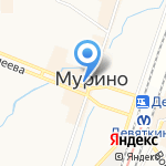 Фермер на карте Санкт-Петербурга