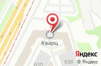 Схема проезда до компании Промтехпроект в Санкт-Петербурге