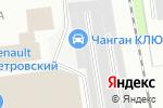 Схема проезда до компании АйСи комплект в Санкт-Петербурге