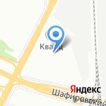 ЮНИКОСМЕТИК на карте Санкт-Петербурга