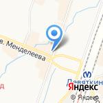 PRO Маникюр на карте Санкт-Петербурга