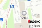 Схема проезда до компании МКС Инжиниринг в Санкт-Петербурге