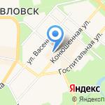 Smoky Tea на карте Санкт-Петербурга