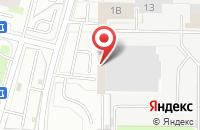 Схема проезда до компании Ювмаркет в Санкт-Петербурге