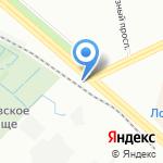 Forward Rail Hydraulics на карте Санкт-Петербурга