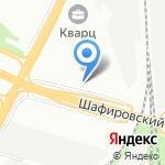 Ладога Плюс на карте Санкт-Петербурга
