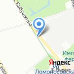 Мир белорусской косметики на карте Санкт-Петербурга