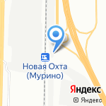 Ренотек на карте Санкт-Петербурга