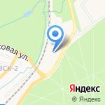 Оскар Кейтеринг на карте Санкт-Петербурга