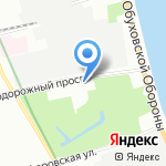IСE-Profy на карте Санкт-Петербурга