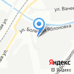 Аква трейд на карте Санкт-Петербурга