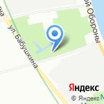 Елли-Пилли на карте Санкт-Петербурга