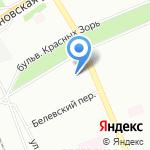 Came-service на карте Санкт-Петербурга