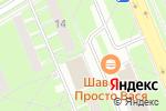Схема проезда до компании Пуговкинъ в Санкт-Петербурге