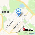 Сюрприз на карте Санкт-Петербурга