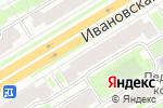 Схема проезда до компании Миламед в Санкт-Петербурге