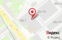 Схема проезда до компании Нпф «Оптикглас» в Санкт-Петербурге