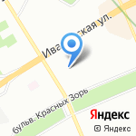 Детский сад №137 на карте Санкт-Петербурга