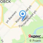 Магазин товаров из Финляндии на карте Санкт-Петербурга