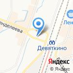 Фотосалон №9 на карте Санкт-Петербурга