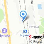 АвтоХод на карте Санкт-Петербурга