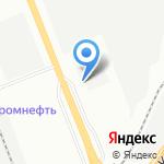 Балсер на карте Санкт-Петербурга