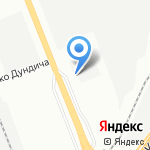 ТЕРМО на карте Санкт-Петербурга