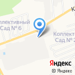 Арти на карте Санкт-Петербурга
