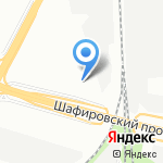 ТехноПитер ПСК на карте Санкт-Петербурга