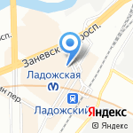 Senior Legatee на карте Санкт-Петербурга