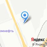 Монтаж на карте Санкт-Петербурга