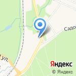 А+ на карте Санкт-Петербурга
