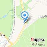 Тярлево на карте Санкт-Петербурга